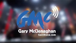 Gary McClenaghan Video VoiceOver Promo Demo