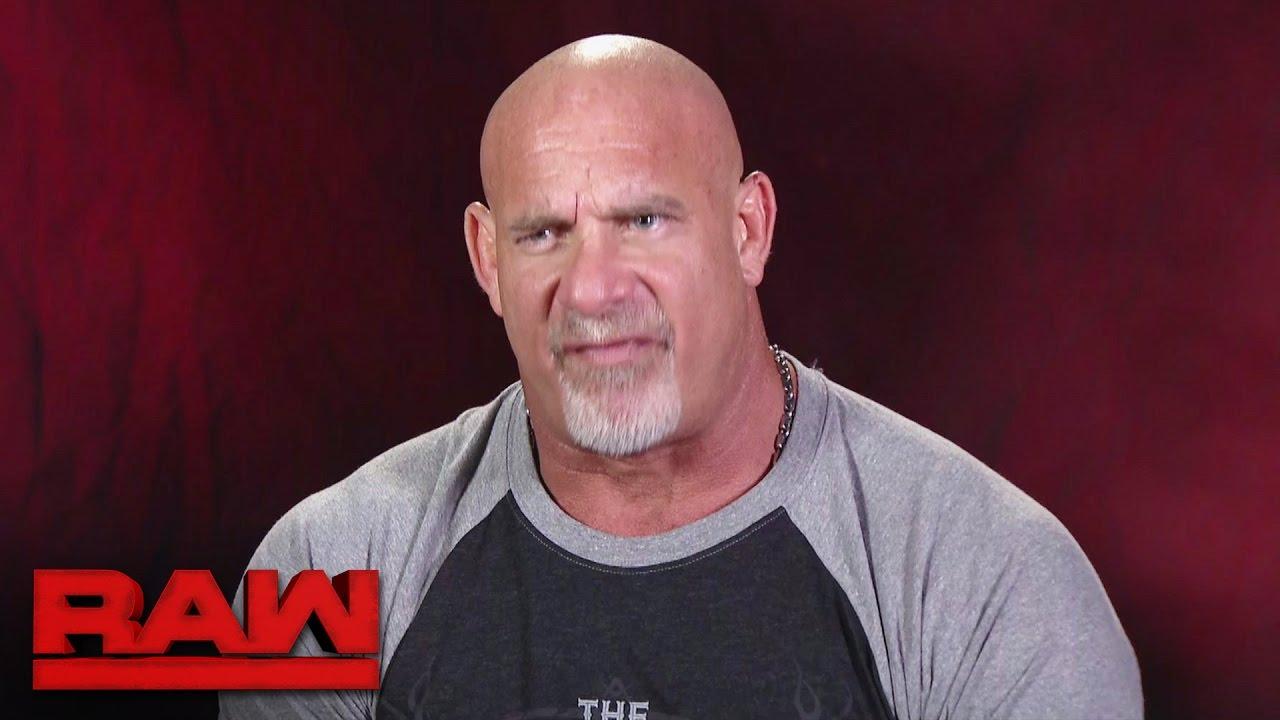 Download Goldberg gets brutally honest about Brock Lesnar: Raw, Nov. 7, 2016