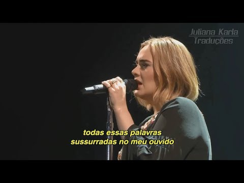 Adele - Rumour Has It (Tradução)