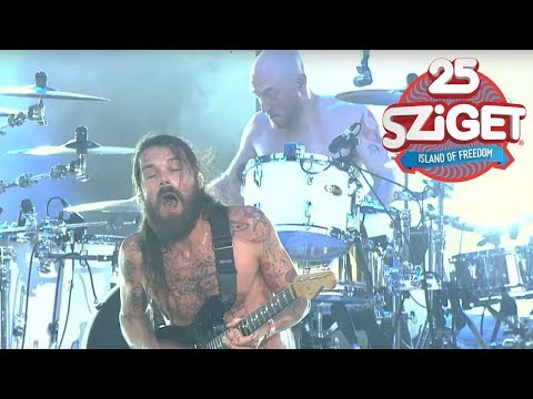 Biffy Clyro - Living Is A Problem Because Everything Dies   Sziget