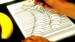 КАК НАРИСОВАТЬ 3Д РИСУНОК НА БУМАГЕ(Рисование это прекрасное искусство! С помощью карандаша можно на бумаге нарисовать 3Д руку, банан, сердце..., 2016-11-21T13:03:42.000Z)