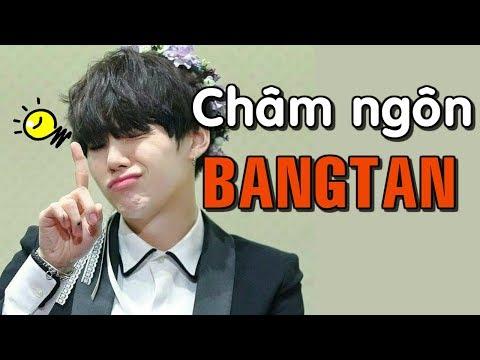 [BTS funny moments #21] Châm ngôn BANGTAN =))))