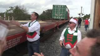 Fec Christmas Train 2013