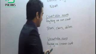 Basic English Course in Urdu/Hindi: Countable nouns Canada Qualified