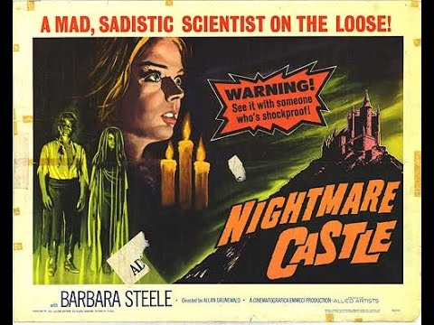 Nightmare Castle 1965 Uncut Version
