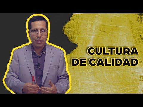 Cultura de calidad e inocuidad