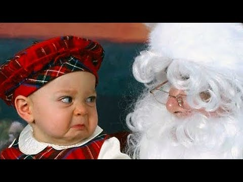 Bebes Droles Reunion Compilation Du Pere Noel 2018 Youtube