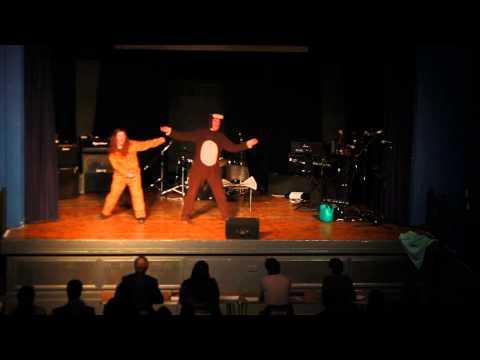 Norton and Malton's Got Talent- Jess and Dom