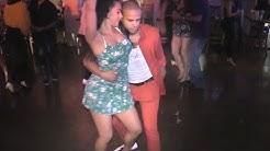 Jorge & Indira Cuban-style salsa social dancing!