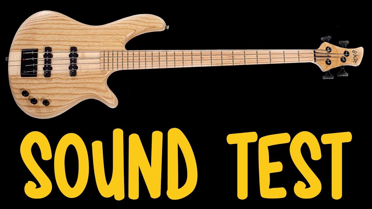 GMR Soundboard Custom Bass