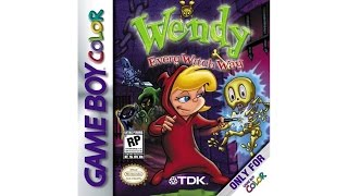 Wendy: Every Witch Way Review for the Game Boy Color