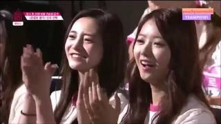 produce 101 ep 8 jinyoung's cut (eng sub)