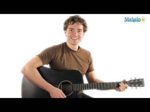 How to Play an A Minor Nine (Am9) Chord on Guitar