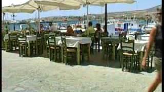Paros, Piso Livadi -  Paros Greece(http://www.hotelcorali.gr - Paros Video apo tin ekpompi