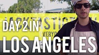 Day 2 in LA: Iron Chef Edition