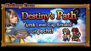 Final Fantasy Record Keeper ¦FFRK¦  Event: Destiny