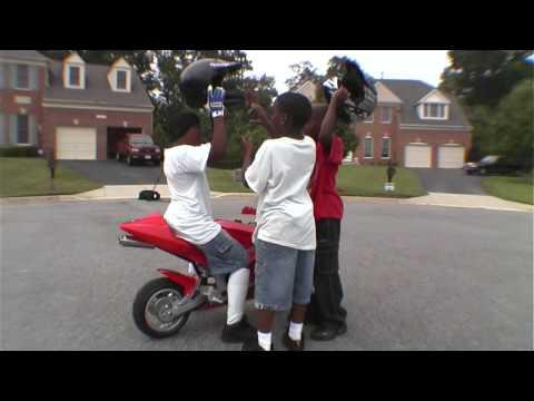 Pocket Bike Kids HD