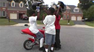 Pocket Bike Kids HD