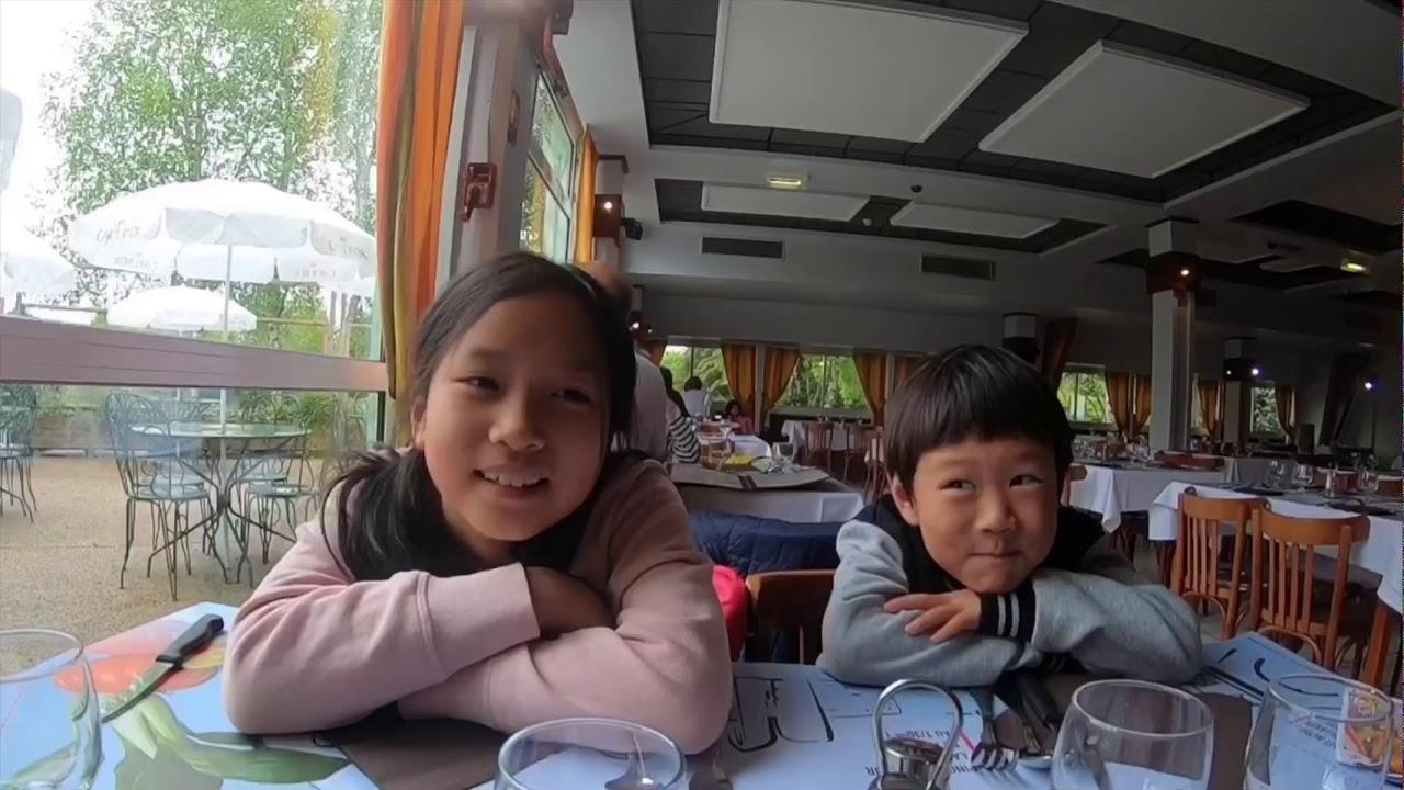 #法国亲子游# 微缩景观公园一日游#旅行Vlog# France Miniature