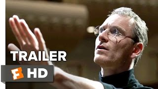 Steve Jobs Official Trailer #2 (2015) - Michael Fassbender, Kate Winslet Movie HD