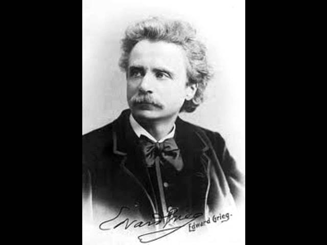 Grieg- Anitra's Dance