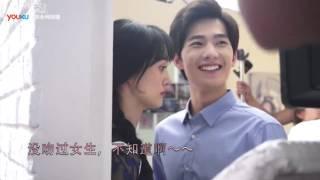Video [BTS] Just One Slight Smile is Very Alluring (微微一笑很倾城) part 5 Kiss scene - Yang Yang (杨洋) download MP3, 3GP, MP4, WEBM, AVI, FLV Oktober 2017