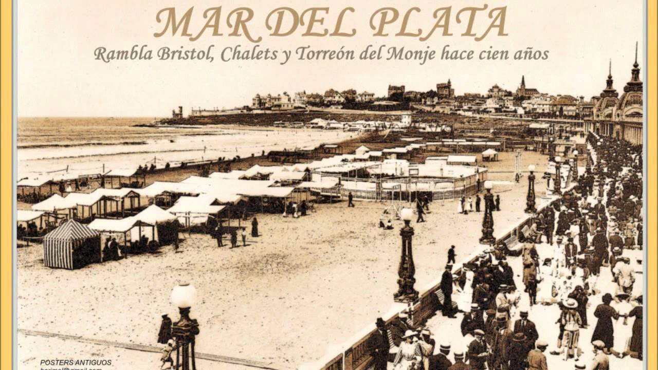 Posters Antiguos De Mar Del Plata Youtube