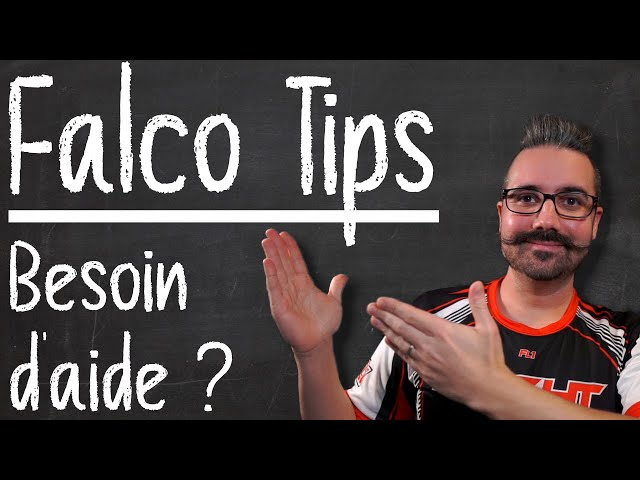Tips FalcoX | Contacter le support !