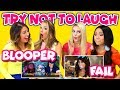 Try Not To Laugh Watching Bloopers & Fails. Totally TV