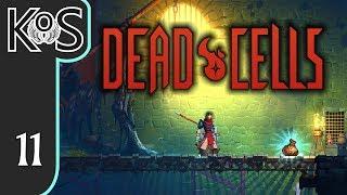 Dead Cells Ep 11: THE BLACK BRIDGE! - Rogue-like, Action Platformer, Let