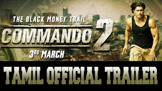 Commando 2 | Official Tamil Trailer