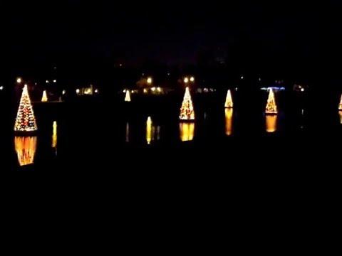 Long Beach Lagoon Lights