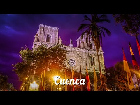 Ecuador Travel Video: Cuenca