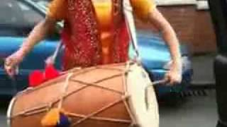 Rude Boy - Rihanna with Punjabi Tadka (UK DhoL Street Mix)  by Beautiful UK Girl