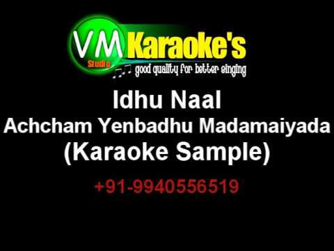 Idhu Naal Karaoke