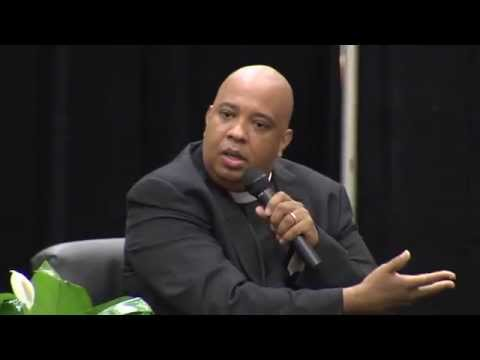 Welcome Back Week Lecture - Rev Run