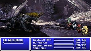 MHWorld Shots(Follow up): Extreme Behemoth Do's and Don'ts