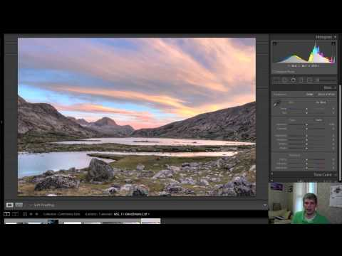 Community Edit #15 - Titcomb Basin Sunset