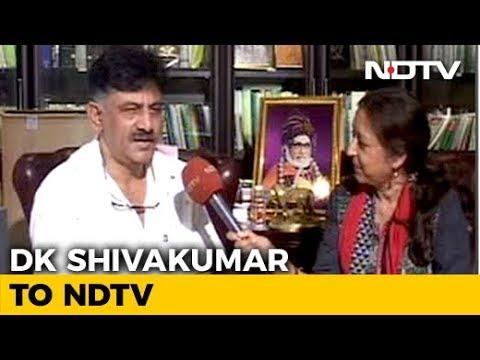 """I'm Controversial, I'm Useful"": Congress's DK Shivakumar On Ballari Win"