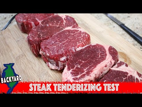 Tenderizing Steak Experiment - The Results are Shocking