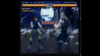 Tekken 5 Time Attack Playthrough