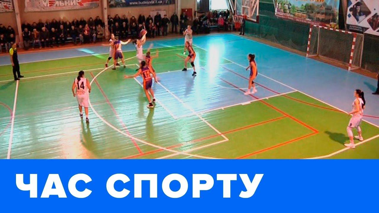 Огляд основних спортивних подій Прикарпаття за минулий тиждень (відео)