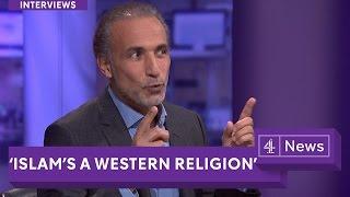 Tariq Ramadan 2017 Interview Trump, Terrorism, and the Muslim Brotherhood