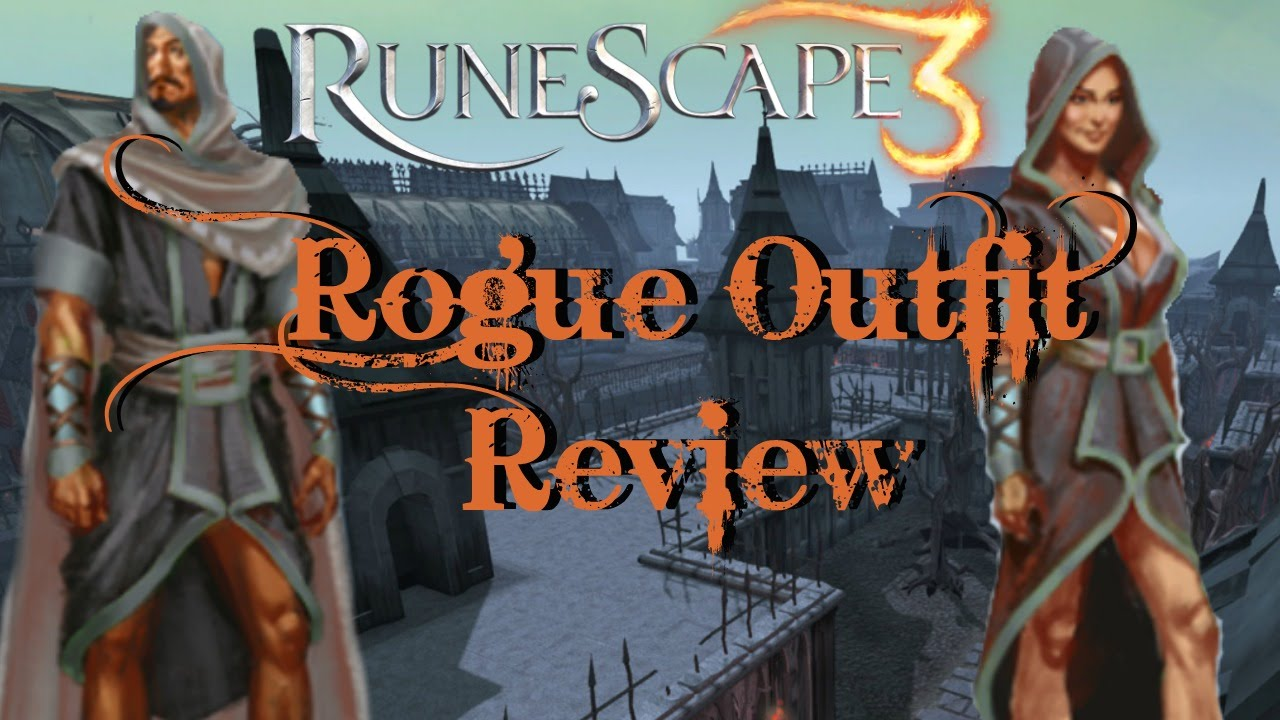 Rs3 Rogue Outfit Review Youtube