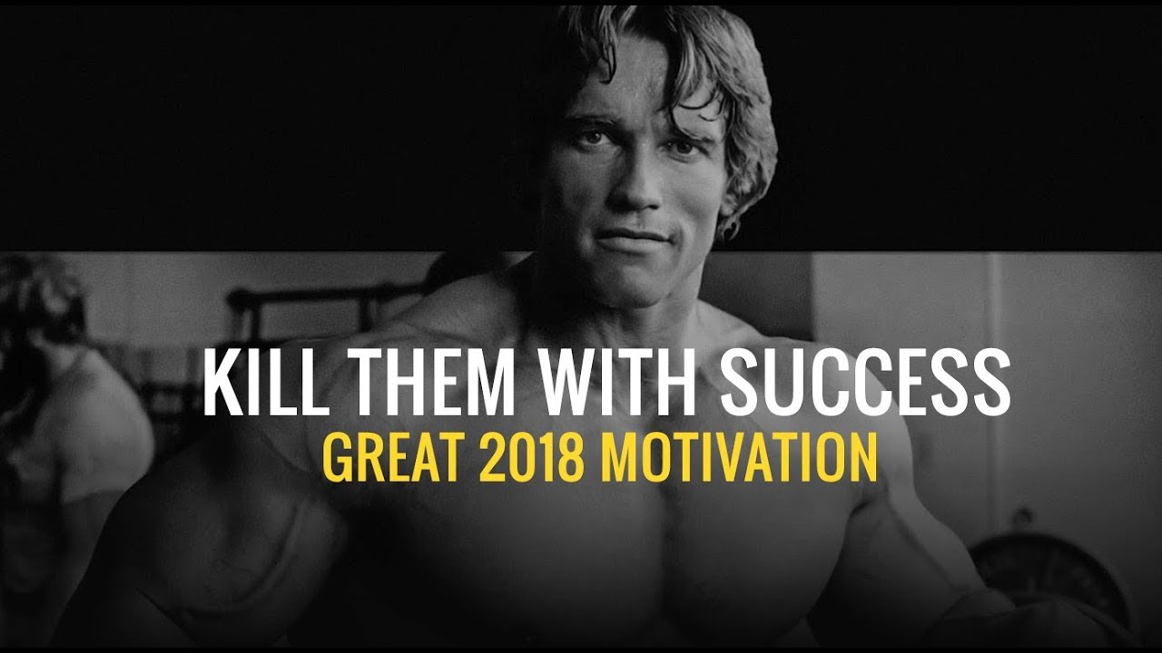 Grow Your Mind And Attract Success Now Arnold Schwarzenegger Motivation