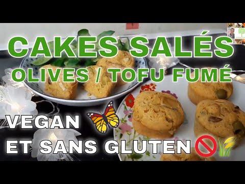 🍴cake-salÉ-aux-olives-et-tofu-fumÉ-|-recette-rapide,-vegan-et-sans-gluten-🚫🌾|-lundi-vert-n°55