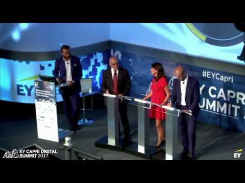 EY Capri 2017 - Panel: Corporate Venture Capital. Il ritorno di innovazione e sviluppo (Enablers)