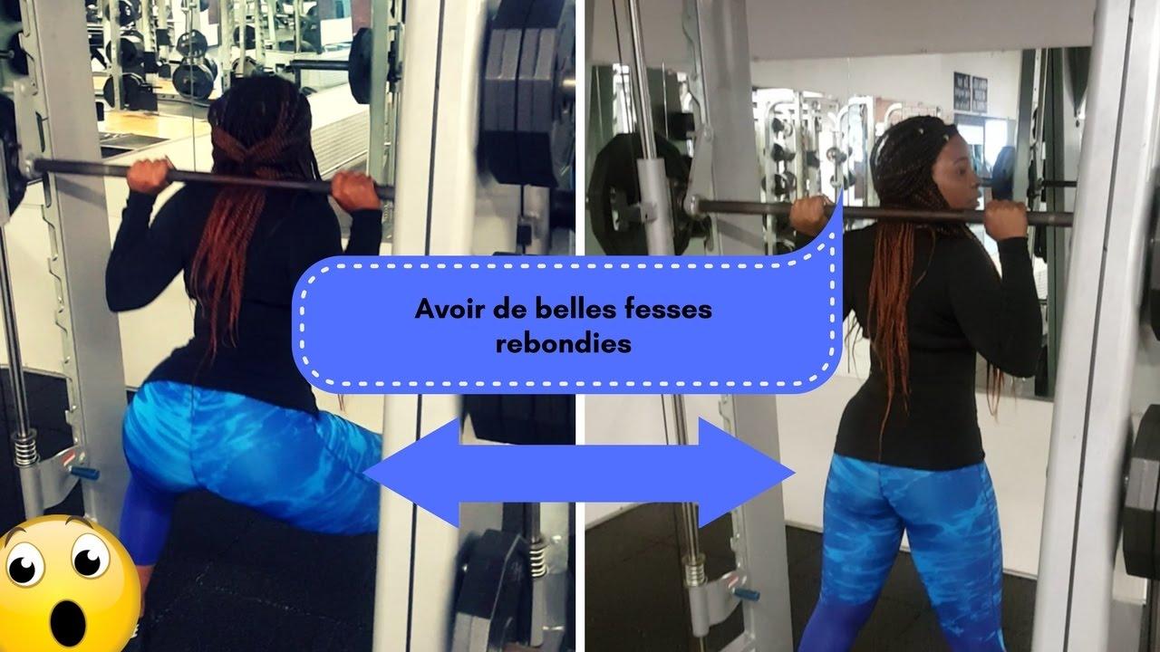 Exercices Simples pour Avoir des Fesses Rebondies ad836e386a3