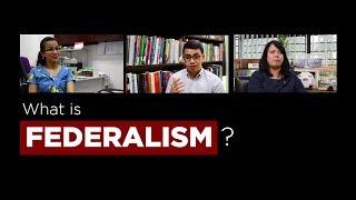 Promoting an awareness of federalism