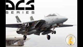 DCS World |  F-14B TOMCAT | 104TH SERVER